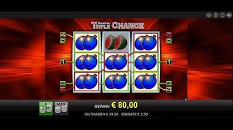 #TAG3 - Double Triple Chance - 2,50€ Einsatz - Online Casino