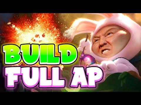 ¡¡DESTROZANDO AL RIVAL!! | El Poder de la Build FULL AP | LoL | SeVenJungle
