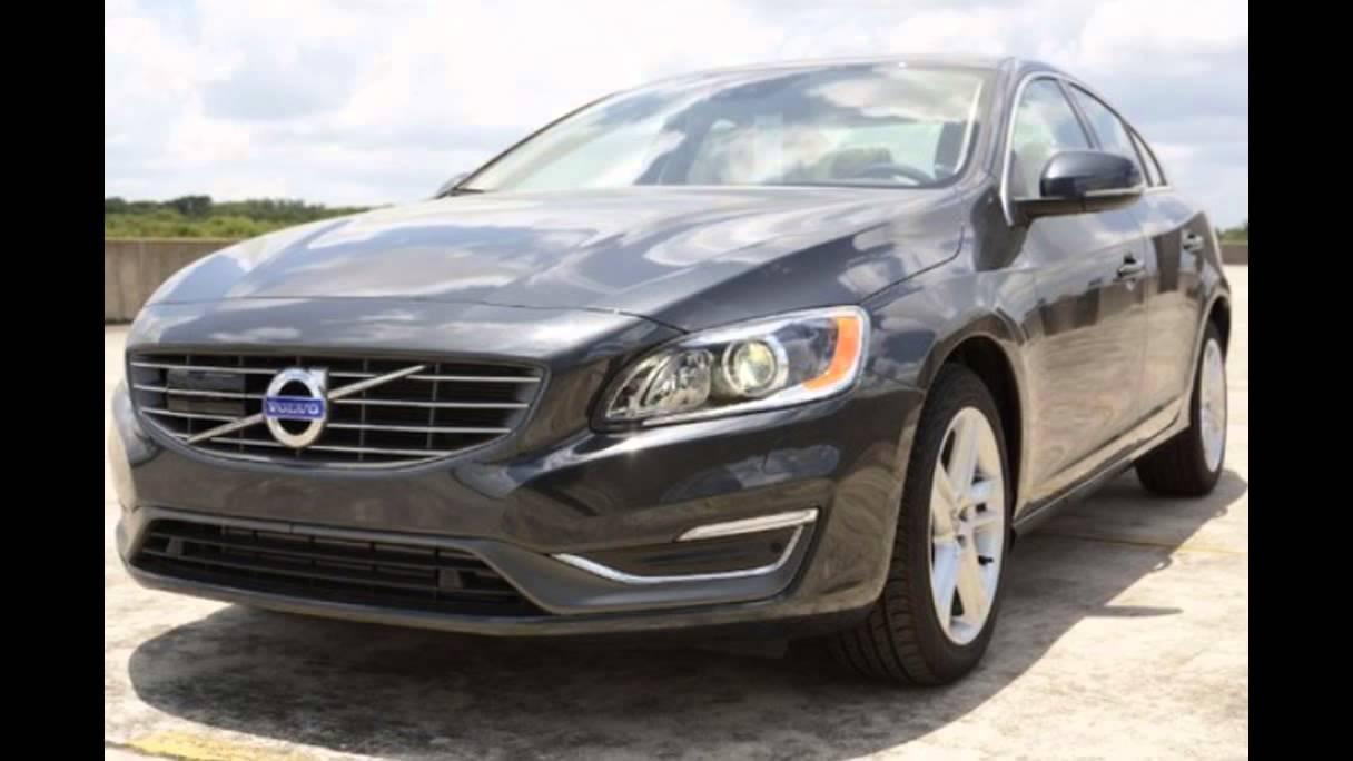 Volvo s60 savile grey metallic images - 2016 Volvo S60 T6 Drive E Savile Grey Metallic