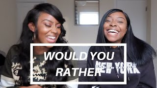 WOULD YOU RATHER: TRAVEL EDITION | WITH RIAROCKY