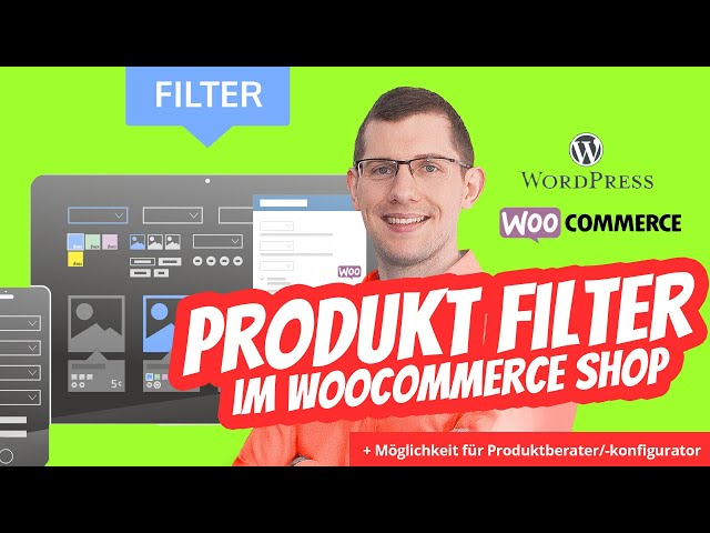 WooCommerce Produkt Filter Konfigurator Plugin No1 🥇