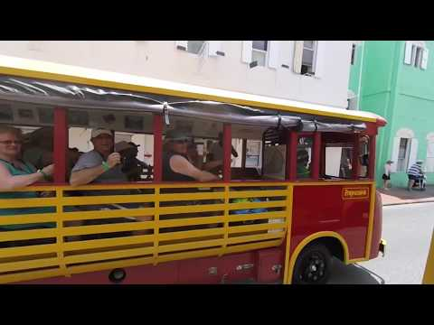 Barbados Beach Hop Island Style #1 Bajan Bus