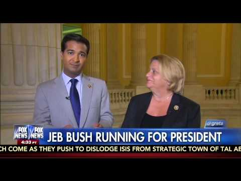 Reps Ileana Ros-Lehtinen and Carlos Curbelo Endorse Gov. Jeb Bush, Praise his Executive Experience