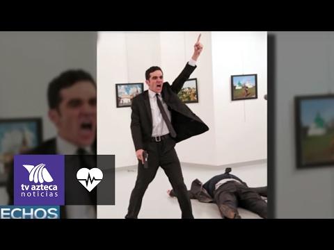 Asesinato en Turquía gana el World Press Photo