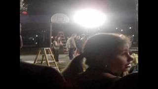 One Tree Hill Filming the Season 4 Finale (Rehearsal)