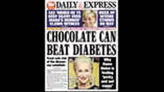 Daily Express Headlines Miracle Cures