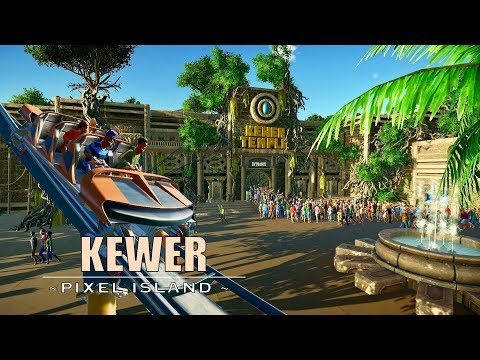 Planet Coaster: Kewer [Hypercoaster] |