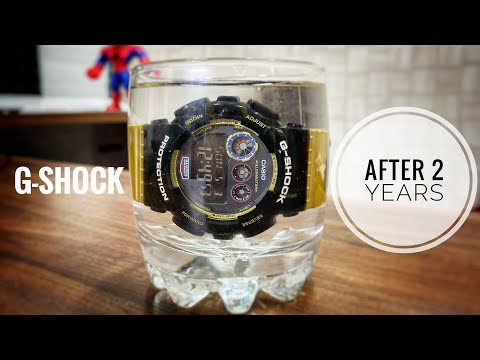G SHOCK Watch Review After 2 Years Of Use (Hindi) 🔥🔥🔥