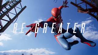 Marvel's Spider-Man – Be Greater Comercial de TV | PS4