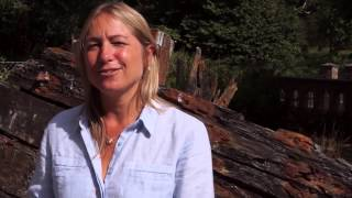 Dr Lucy Blue talks about her favourite type of boat