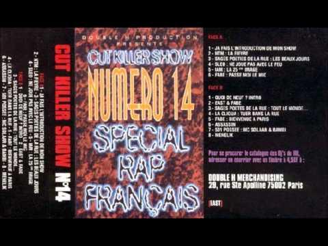 Dj Cut Killer Mixtape n°14 special rap français part.1