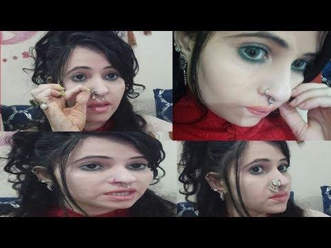 #NoseRing/#Nosepin/ Nose Collection Videos /2019