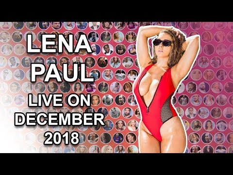 Instagram live | Lena Paul (@lenapaulxo) on December