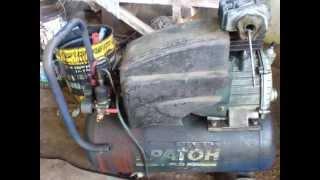 Ta'mirlash kompressor hamda