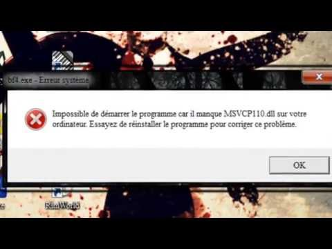 msvcp110.dll for nfs rivals