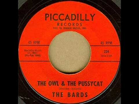 The Bards The Owl And The Pussy Cat