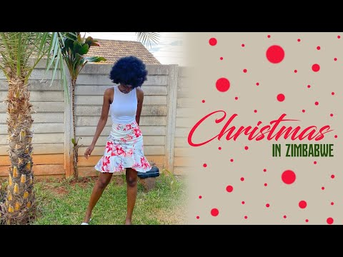 Christmas In Zimbabwe | Graduation Party | Zimbabwe VLOG 3