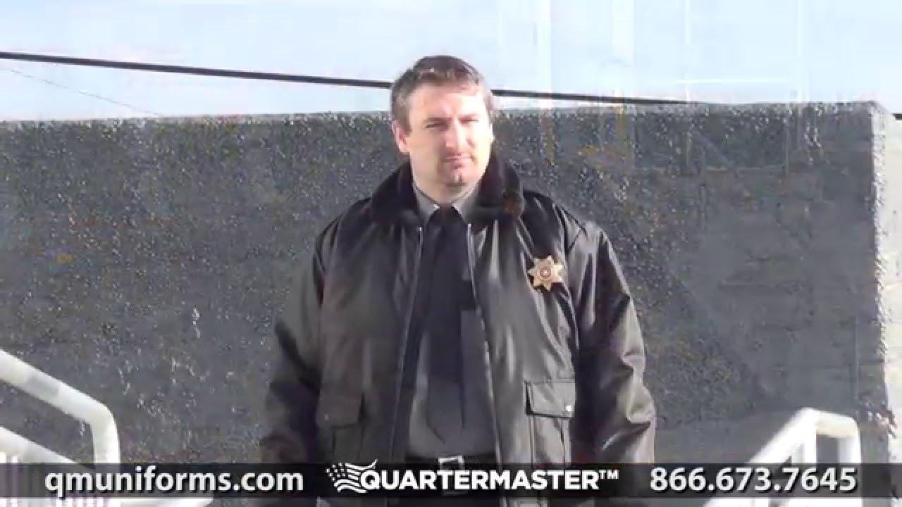 13852bf5ab7 LawPro Classic Police Bomber Jacket at Quartermaster - JA018