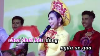 Hương Sắc Miền Nam Karaoke - Lê Như