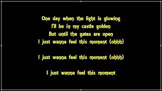 Pitbull ft. Christina Aguilera - Feel this Moment with Lyrics [HQ]