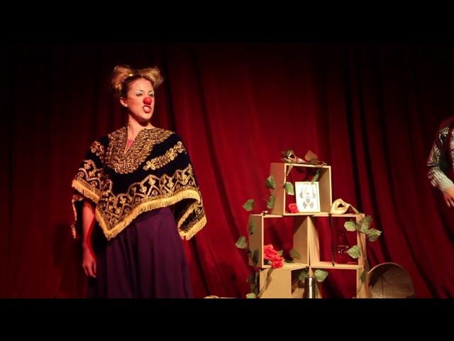 Julieta a la Romeo de PICNIC Teatro a la Carta