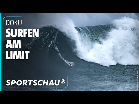 Big-Wave: Ein Leben Zwischen Monsterwelle Und Todesangst I Sportschau