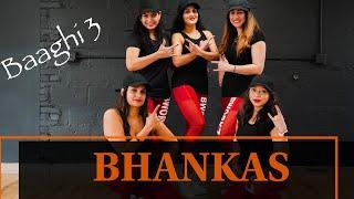 #BHANKAS - Baaghi 3 Dance | Tiger S, Shraddha K |Bappi Lahiri #Bhankas #Bollywoodworkout #Fitness