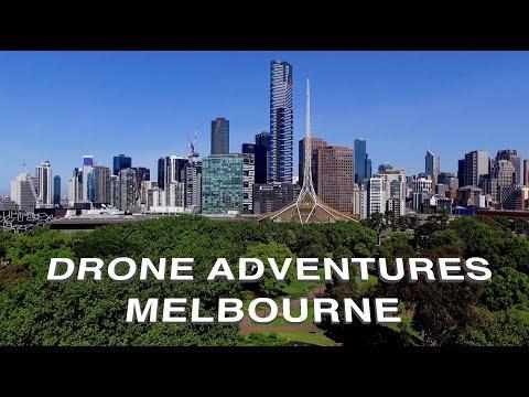 Drone Adventures - Melbourne