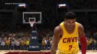NBA LIVE 14 Cover Athlete Announcement