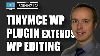 TinyMCE WordPress WYSIWYG Can Be Upgraded Using The TinyMCE Advanced Plugin | WP Learning Lab