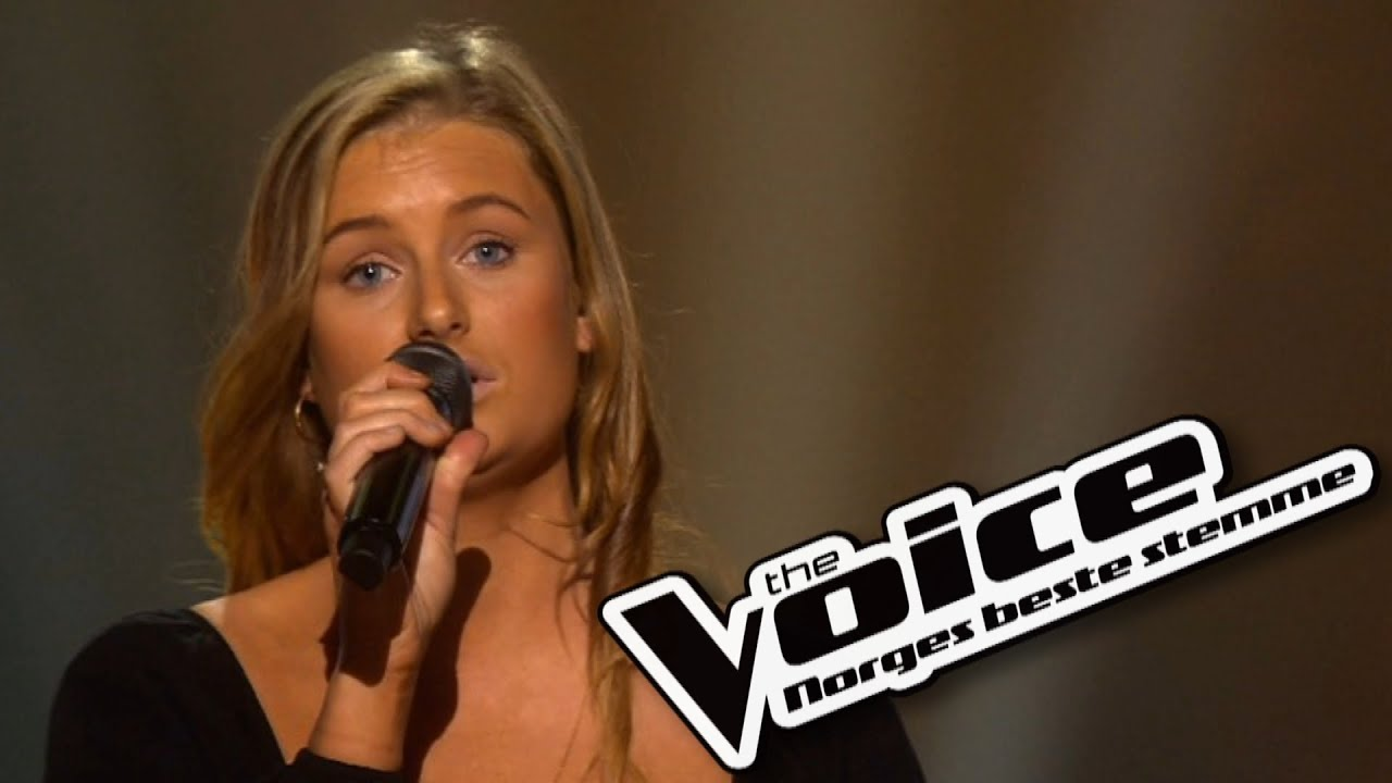 Elina Helmichsen | Rolling In The Deep ( Adele ) | Blind audition | The Voice Norway | S06