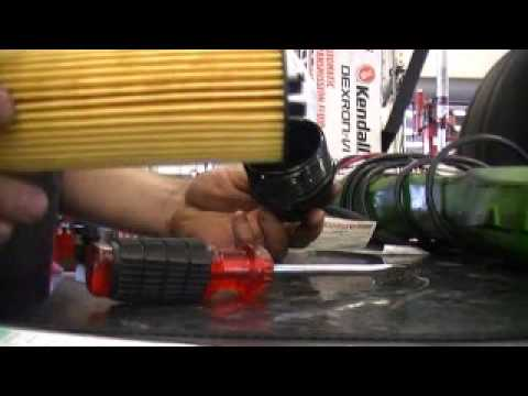 How To Change The Oil On A 2017 Dodge Grand Caravan 3 6