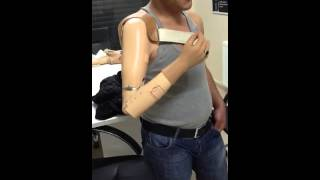 Kol protezi elektronik