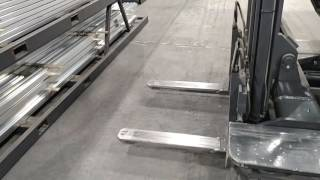 Hydraulic/Telescopic Forks for Forklift
