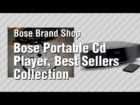 Bose Portable Cd Player, Best Sellers Collection // Bose Brand Shop