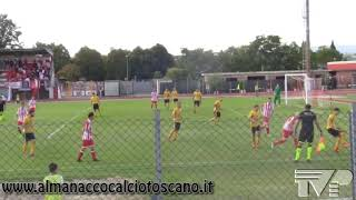Eccellenza Girone B Colligiana-Signa 3-1