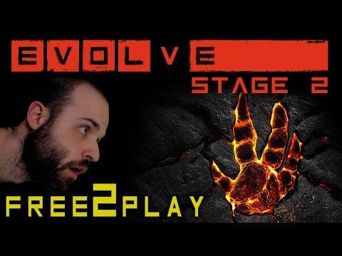 EVOLVE #89 | RENACE EVOLVE? EVOLVE FREE2PLAY! (GRATIS) | Gameplay Español