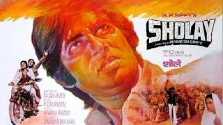 Sholay (1975) Songs All Audio