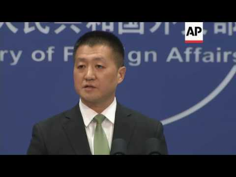 China warns US to stay out of HKong affairs