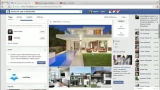 So erstellen Sie eine facebook-Anzeige mit einer landing-page