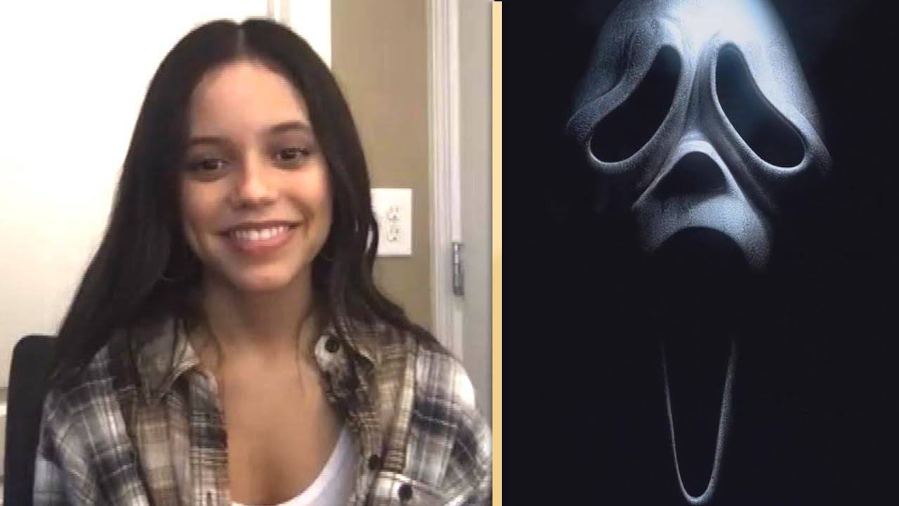 Jenna Ortega on YOU Season 3, SCREAM 5 and Those Selena Gomez Rumors! (Exclusive)
