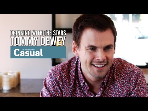 'Casual' Star Tommy Dewey Talks Dating Apps, Failed Relationships
