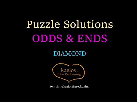 Eternal Card Game - Puzzle Solutions Guide - Odds & Ends - Diamond