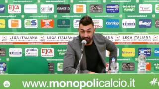 La conferenza stampa di Giuseppe Genchi