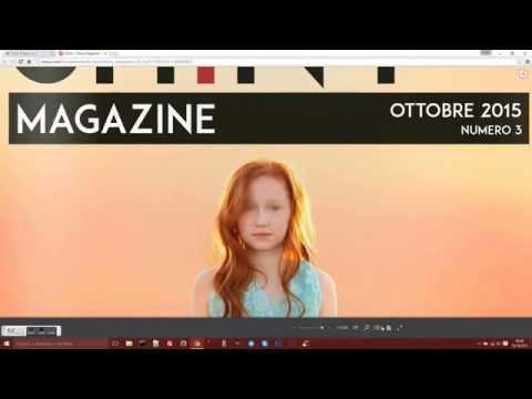 Shiny Magazine 3