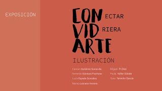 Exposición:  CONVIDARTE