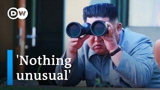 South Korea says Kim Jong Un is alive and well | DW News