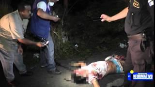 Accidente de Tránsito en Aldea el Naranjito Taxisco