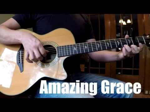 Amazing Grace - Celtic Fingerstyle Guitar - With TAB!
