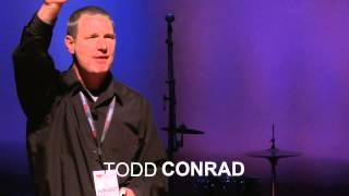 Collaborative competition: Todd Conrad at TEDxMuskegon